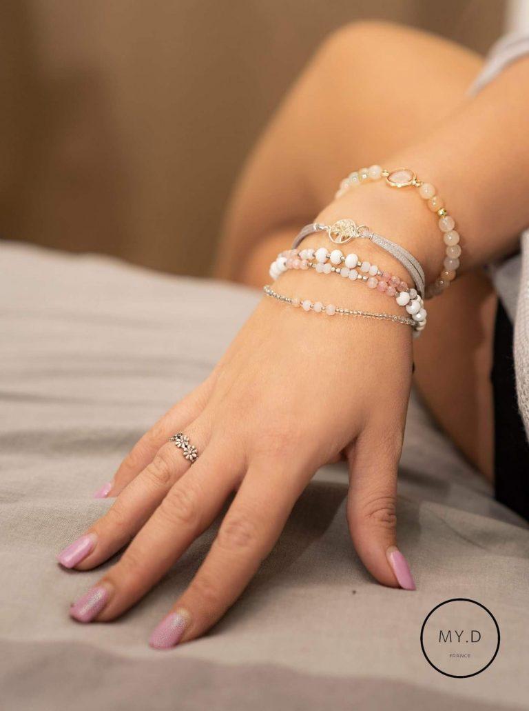 conseils pour entretien des bijoux fantaisie, bracelets, accessoires de mode et montres femme à Lyon