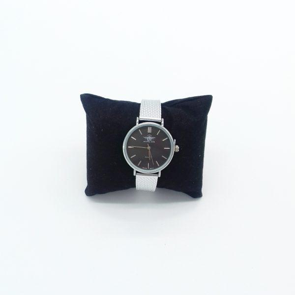 montre couleur argent petit cadran bijoux fantaisie et accessoires de mode femme à Lyon