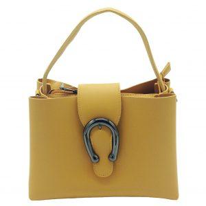 sac à main moutarde maroquinerie bijoux fantaisie et accessoires de mode femme à Lyon