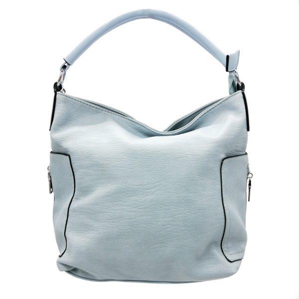 sac shopper bleu ciel , maroquinerie et accessoires de mode femmes à Lyon