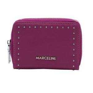 petit portefeuille couleur fuchsia, accessoires de mode pour femmes à Lyon,bijoux , montres, écharpes....