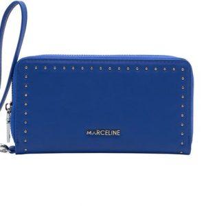 portefeuille bleu, accessoires de mode pour femmes à Lyon, bijoux, montres, écharpes...