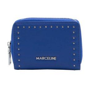petit portefeuille bleu, accessoires de mode pour femmes à Lyon,bijoux , montres, écharpes....