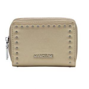 petit portefeuille couleur doré, accessoires de mode pour femmes à Lyon,bijoux , montres, écharpes....